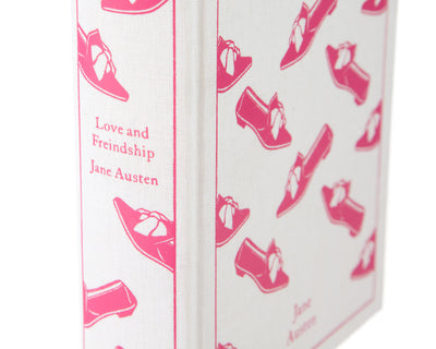 Love and Freindship [sic] by Jane Austen
