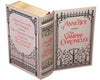 Hollow Book Safe: The Vampire Chronicles by Anne Rice - The Queen of the Damned (Leather-bound)
