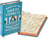 Murder on the Orient Express by Agatha Christie (Leather-bound)
