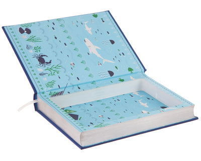Twenty Thousand Leagues Under the Sea by Jules Verne (Leather-bound)