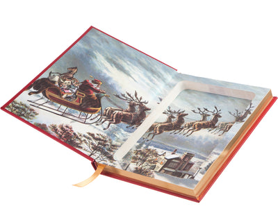 A Christmas Treasury (Leather-bound)