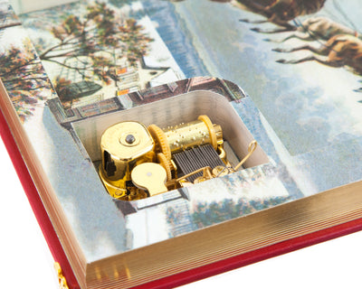 Music Box Hollow Book - A Christmas Treasury