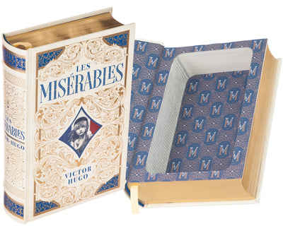 Les Miserables by Victor Hugo (Leather-bound)