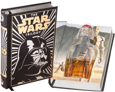 Star Wars (Leather-bound) (Flask Included)