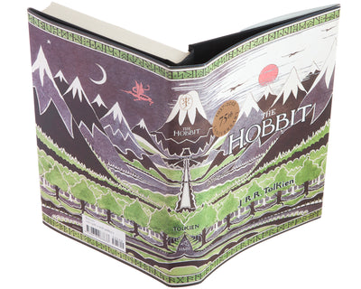 The Hobbit by J.R.R. Tolkien (75th Anniversary edition)