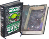 Hollow Book Safe: The Ultimate Hitchhiker's Guide to the Galaxy by Douglas Adams (Leather-bound)