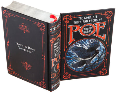 Edgar Allen Poe, The Complete Tales (Leather-bound)
