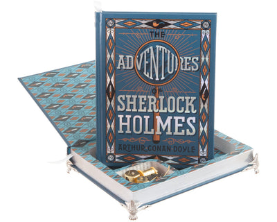 Music Box - The Adventures of Sherlock Holmes by Arthur Conan Doyle