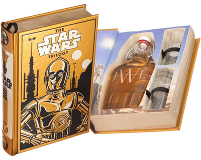 Mini-Bar - Star Wars by George Lucas (Gold - C3PO) (Leather-bound) [Custom Order]