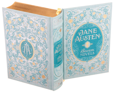 Jane Austen - Seven Novels (Leather-bound)
