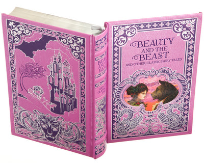 Beauty and the Beast (Leather-bound)