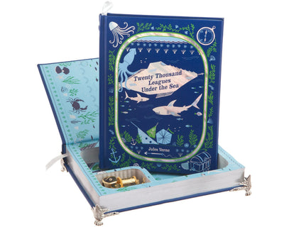Music Box - Twenty Thousand Leagues Under the Sea by Jules Verne