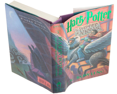 Harry Potter and Prisoner or Azkaban by J.K. Rowling