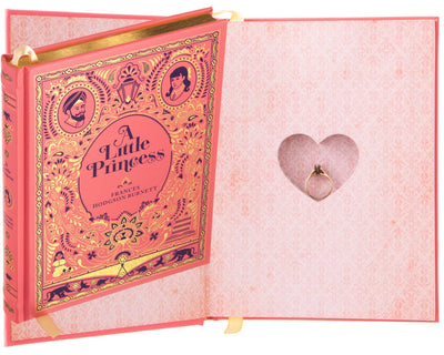 Ring Bearer - A Little Princess by Frances Hodgson Burnett (Leather-bound)