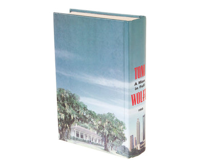 A Man in Full by Tom Wolfe (Flask Included)