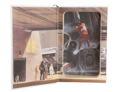 Star Wars, the Trilogy by George Lucas, Donald Glut (White - R2D2 Special Ed.) Leather-bound)