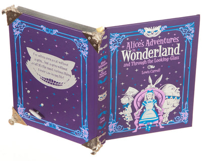 Music Box - Alice's Adventures in Wonderland by Lewis Carroll