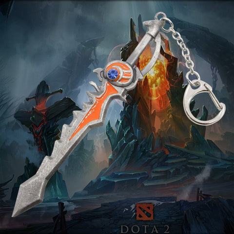 The True God Sword Keychain