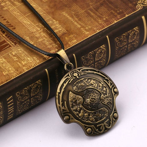 Immortal Shield Necklace