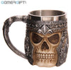 High Quality Handmade Skull Mug
