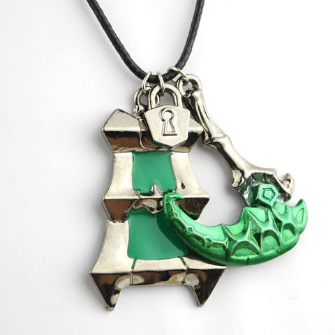 Get Your Hook Necklace Now! - Limited Edition!