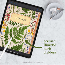 The Herbarium Digital Planner | iPad Planner for Goodnotes, Noteshelf