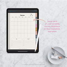 Digital Bullet Journal | iPad Planner for Goodnotes, Noteshelf