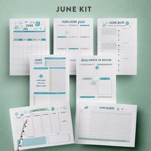 The Goal Getter Kit - 84 Printable Goal Setting Pages