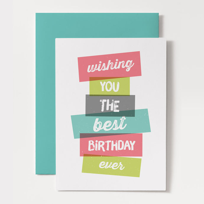 printable birthday card for him