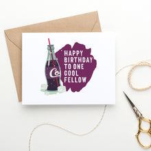 Printable Birthday Card for Husband, Friend, Dad, Father-in-law | Birthday Card for Him
