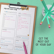 printable daily planner kit
