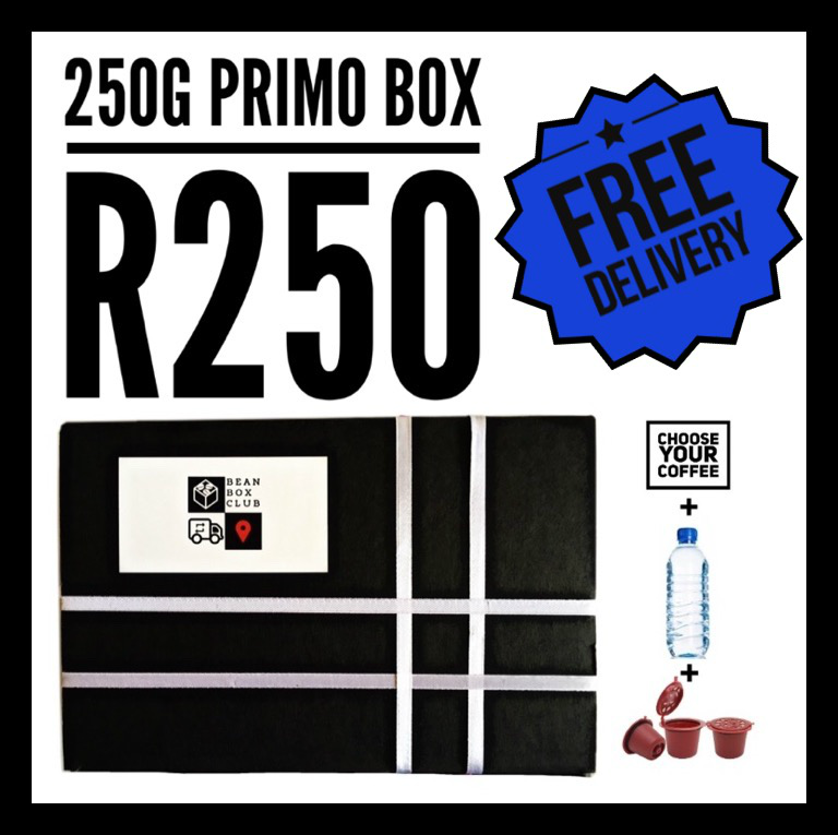 Primo Box of Rooibos Espresso l Coffee Pod Guru