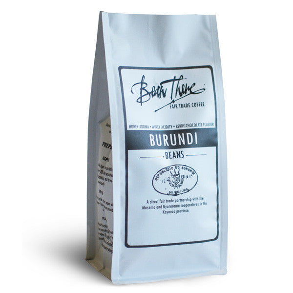Burundi Musema l Bean There Fair Trade Coffee