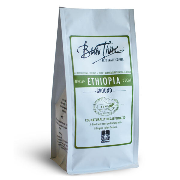 Ethiopia Decaf l Bean There Fair Trade Coffee