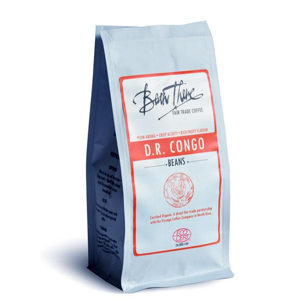 Primo Box of Democratic Republic of Congo Virunga l Bean There Fair Trade Coffee
