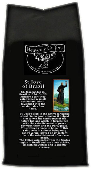 St. Jose of Brazil l Heavenly Coffees