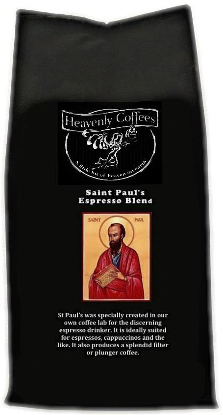 Primo Box of St. Paul's Special Blend l Heavenly Coffees