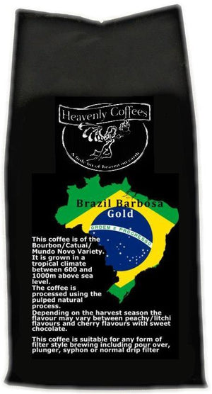 Brazil Barbosa Gold l Heavenly Coffees