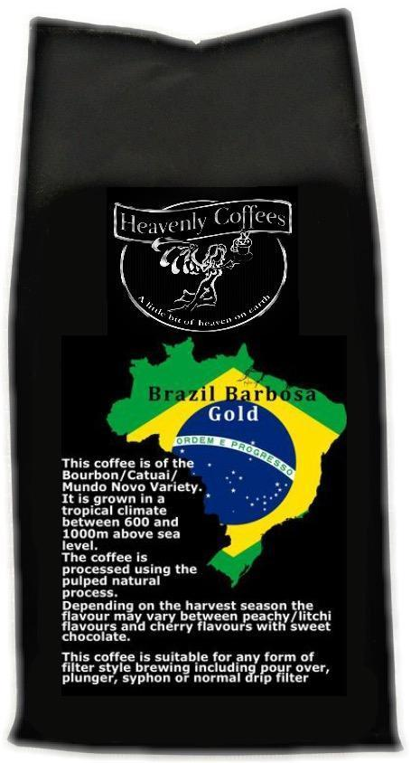 Primo Box of Brazil Barbosa Gold l Heavenly Coffees