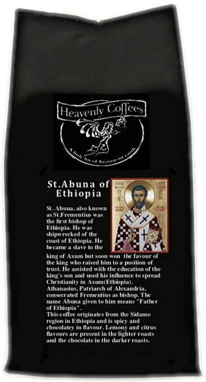 St.Abuna of Ethiopia l Heavenly Coffees