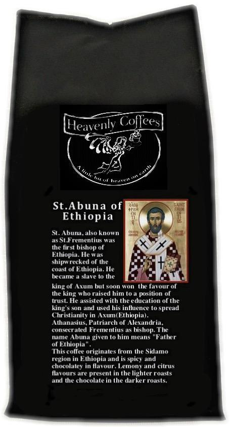 Primo Box of St.Abuna of Ethiopia l Heavenly Coffees