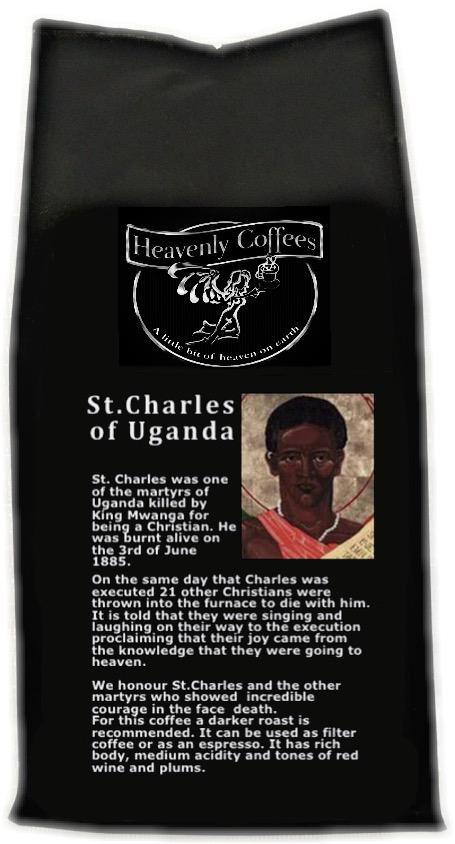 Primo Box of St. Charles of Uganda l Heavenly Coffees