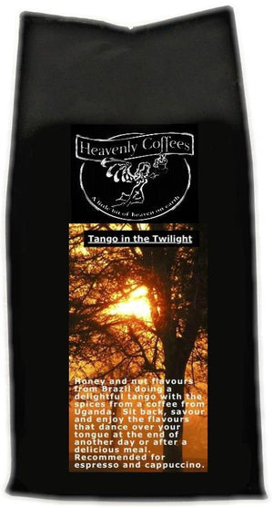 Tango In The Twilight l Heavenly Coffees