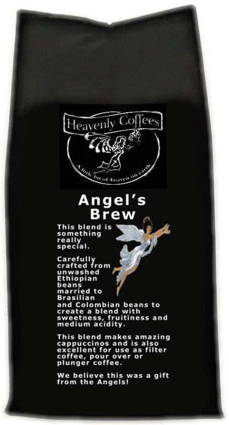 Angel's Brew l Heavenly Coffees