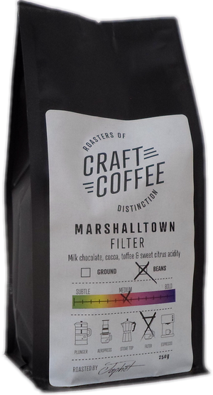 Marshalltown Filter Coffee l Craft Coffee