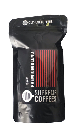 Decaf  Supreme Coffees