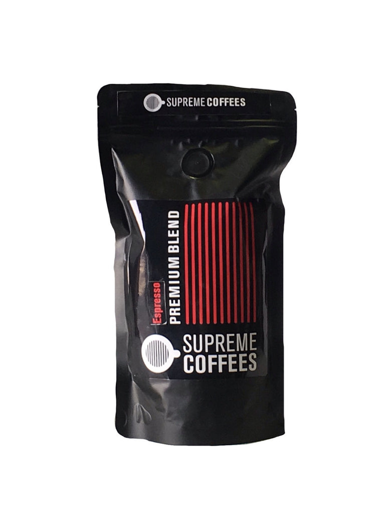 Red Espresso l Supreme Coffees