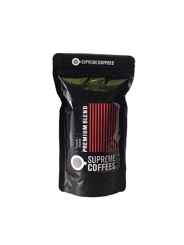 French/Italian l Supreme Coffees