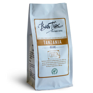 Tanzania Mbinga l Bean There Fair Trade Coffee