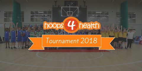 Leicester Riders Hoops 4 Health 2018
